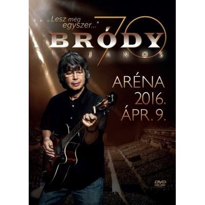 BRÓDY 70. (ARÉNA 2016. április 9.) (DVD+2CD)