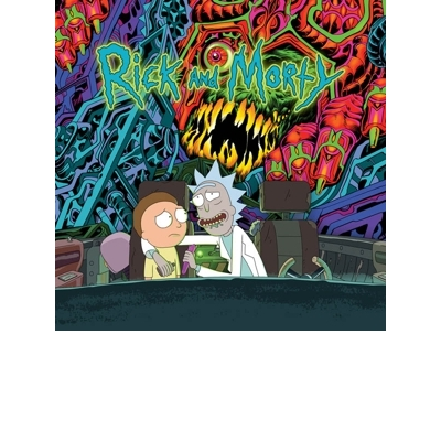 The Rick and Morty Soundtrack 2LP