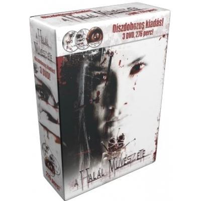 A halál művészete - díszdoboz (3 DVD)