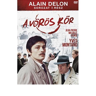 A vörös kör - Alain Delon sorozat 7. rész