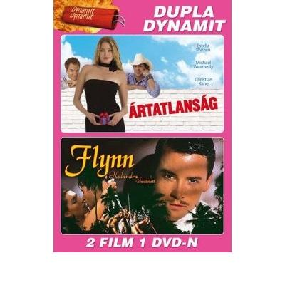 Ártatlanság + Flynn, kalandra született (Dupla dinamit sorozat)