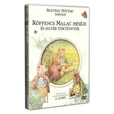 Beatrix Potter sorozat 2. – Röffencs Malac meséje