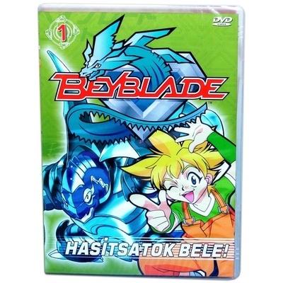 Beyblade 1 – Hasítsatok bele!