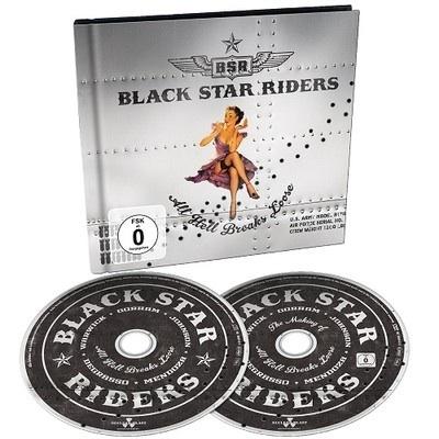 All Hell Breaks Loose (CD + DVD)