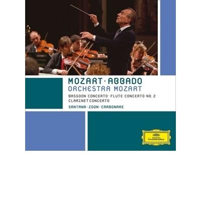 Mozart: Fúvósversenyek