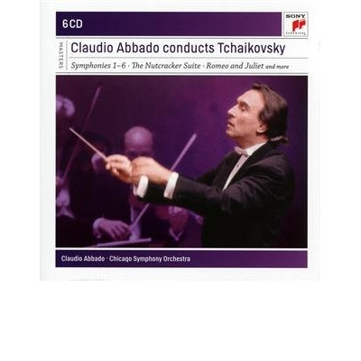 Claudio Abbado conducts Tchaikovsky - Sony Classical Masters (6 CD)
