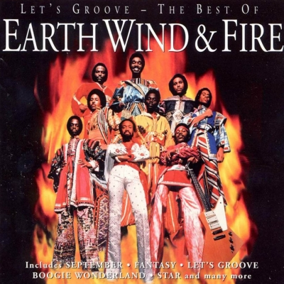 Let's Groove - The Best Of Earth Wind & Fire