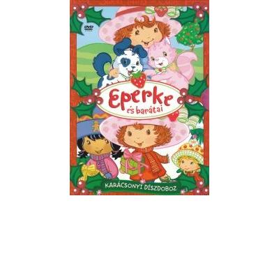 Eperke és barátai - Karácsonyi díszdoboz (2 DVD)