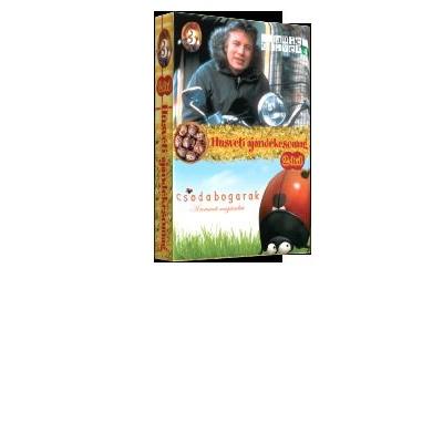 Húsvéti Ajándékcsomag 3. (Csodabogarak + Jamie Oliver) (2 DVD)