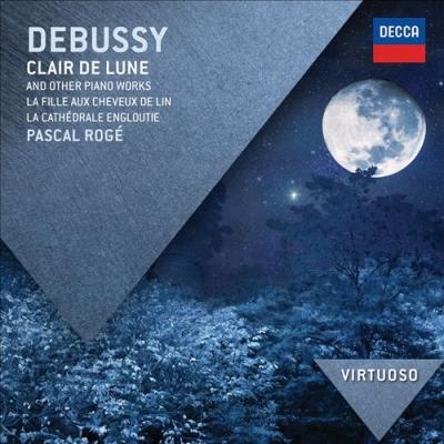 """Debussy: """"Holdfény"""" / Rogé"""
