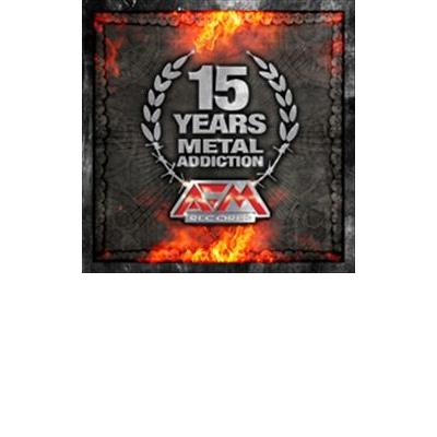 15 Years: Metal Addiction (3 CD)
