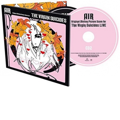 THE VIRGIN SUICIDES 2CD