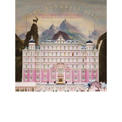 THE GRAND BUDAPEST HOTEL - OST (filmzene)