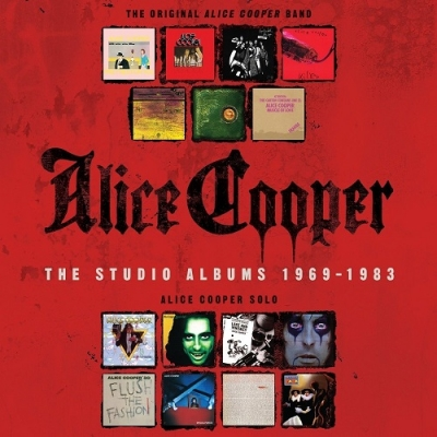 THE STUDIO ALBUMS 1969-1983 (15 CD)