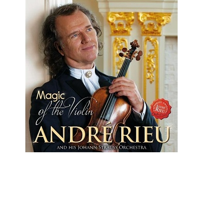 MAGIC OF THE VIOLIN CD