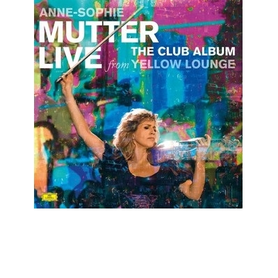 THE CLUB ALBUM – LIVE FROM YELLOW LOUNGE 2LP