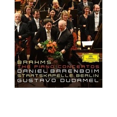 Brahms: 2 zongoraverseny 2 CD