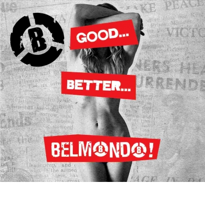 Good, Better…Belmondo! (2 CD)