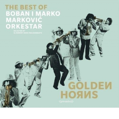 Golden Horns - Best of LP