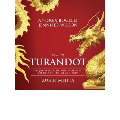Puccini: Turandot 2CD