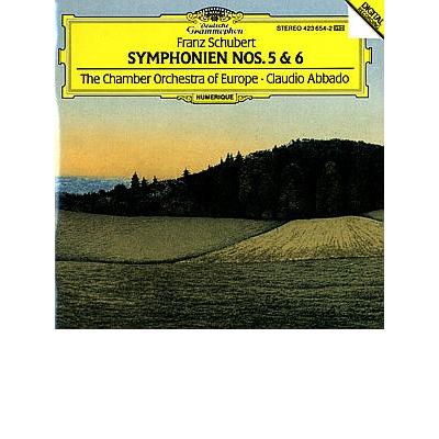 Schubert: Symphonien Nos. 5 & 6