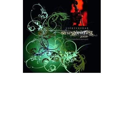 Szívest, örömEst – Óévbúcsúztató koncert 2009 (CD+DVD)