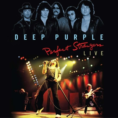 Perfect Strangers - Live 2CD+DVD