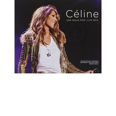 Céline... Une seule fois  Live 2013 DVD+2CD