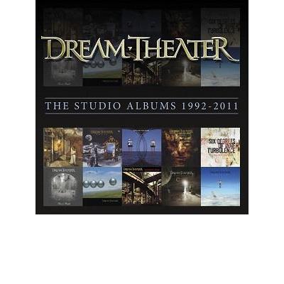The Studio Albums 1992-2011 11CD