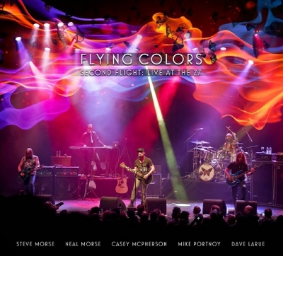 SECOND FLIGHT: LIVE AT THE Z7 2CD+DVD