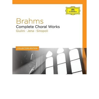 Brahms: Kórusművek 7CD