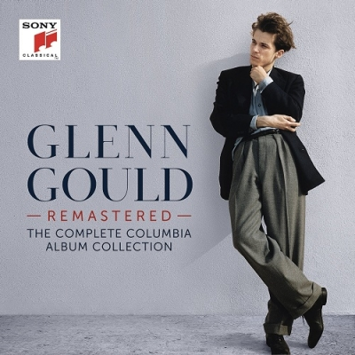 GLENN GOULD REMASTERED - THE COMPLETE COLUMBIA ALBUM COLLECTION 81CD