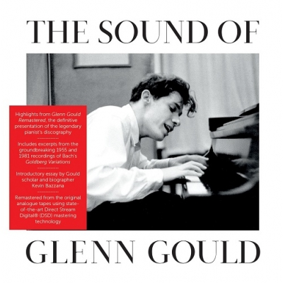 THE SOUND OF GLENN GOULD CD