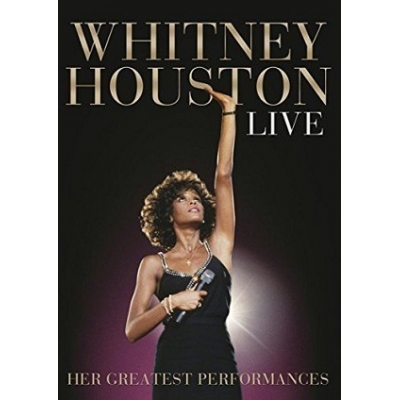 LIVE: HER GREATEST PERFOMANCES DVD