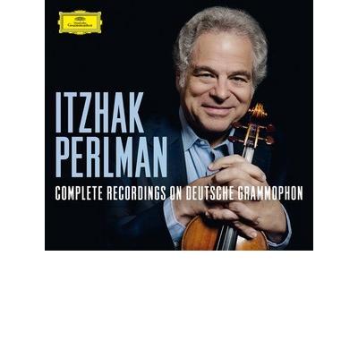 Itzhak Perlman Deutsche Grammophon-felvételei (25 CD)