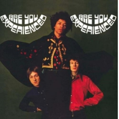ARE YOU EXPERIENCED 2LP