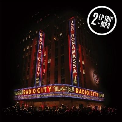 LIVE AT RADIO CITY MUSIC  2LP