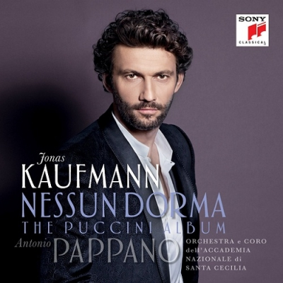 NESSUN DORMA - THE PUCCINI ALBUM CD