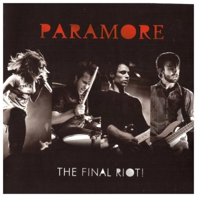 FINAL RIOT!,THE