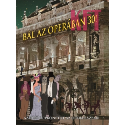 Bál az Operában 30! DVD