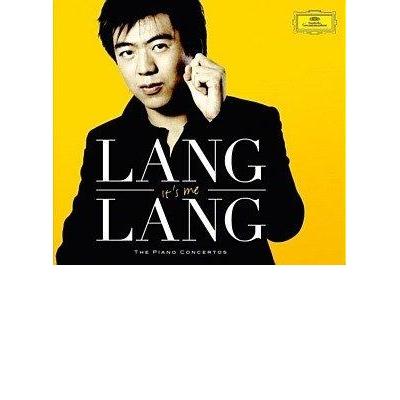 It's Me Piano Concertos (4 CD)