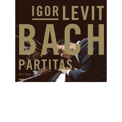 Bach: Partitas BWV 825-830 2CD