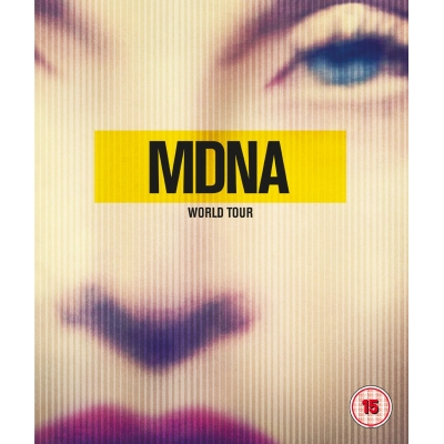 MDNA WORLD TOUR BR