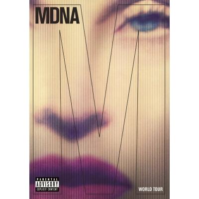 MDNA WORLD TOUR DVD+2CD