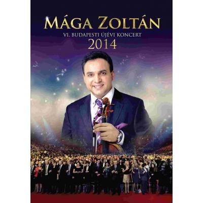 2014. Újévi Koncert Budapest DVD