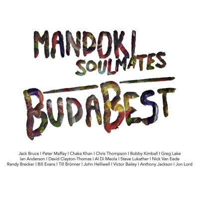 BudaBest koncert MÜPA 2013 (3 CD)