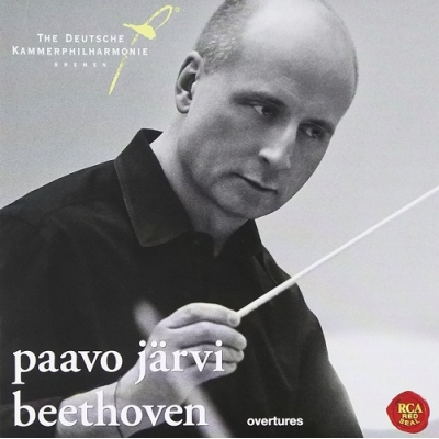 BEETHOVEN: OVERTURES CD