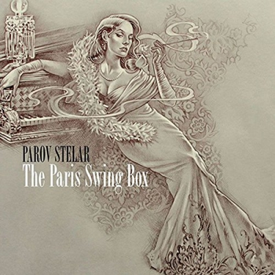 The Paris Swingbox EP LP