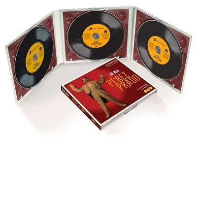 The Real... Pérez Prado 3 CD
