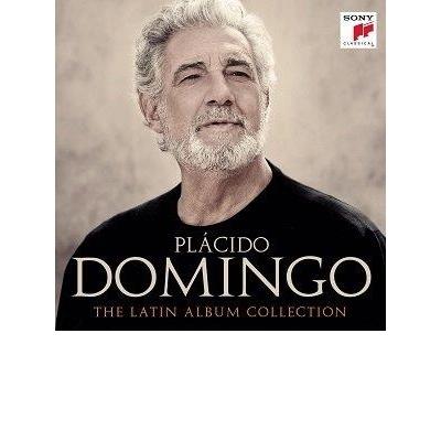 Plácido Domingo - Siempre en mi corazón (The Latin Album Collection) 8CD